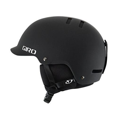 【送料0円】 スノーボードGiro Surface-S Snow Helmet (Matte Black, Small), 交換無料! 225fb659