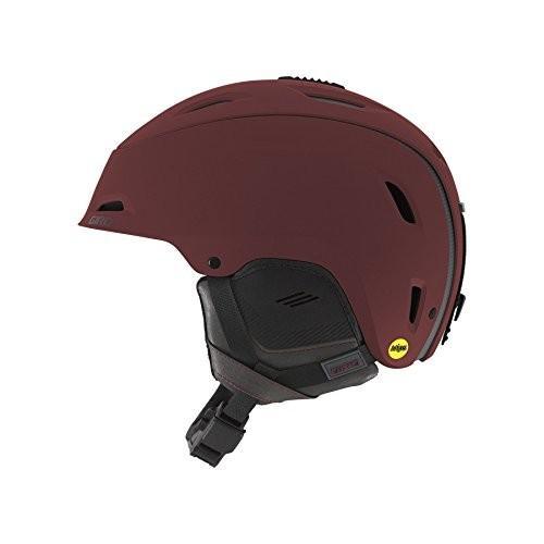 2019特集 スノーボードGiro Range MIPS Snow Helmet Matte Maroon Mountain Division S (52-55.5cm), BOOKS 21 eb48b07e