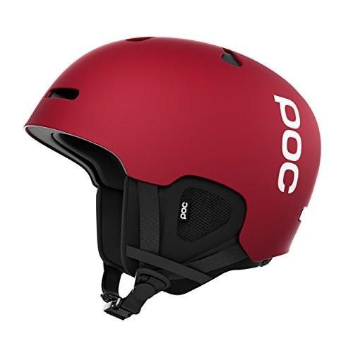 逆輸入 スノーボードPOC Auric Cut Helmet, Bohrium Red, Medium/Large, シラヌカグン bc0ed048