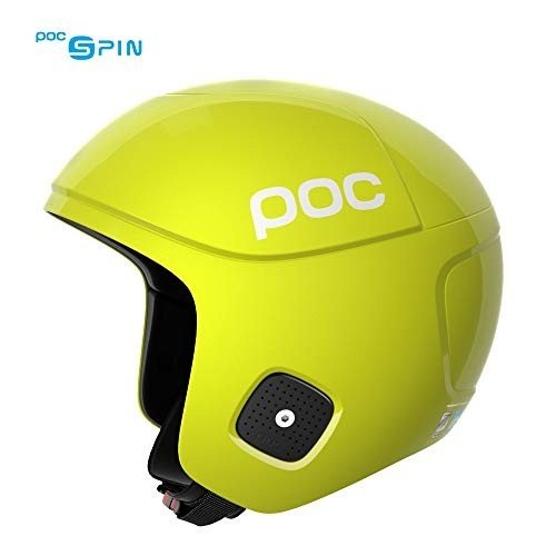 2019年最新海外 スノーボードPOC Skull Orbic Skull X Spin, High Speed Race Helmet, Speed Orbic Hexane Yellow, Large, OKAクリエイト:c10e1186 --- airmodconsu.dominiotemporario.com