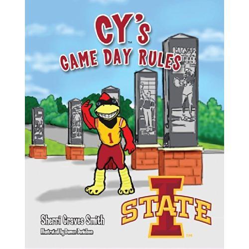 海外製絵本 知育 英語 colour illustrations Cy's Game Day Rules