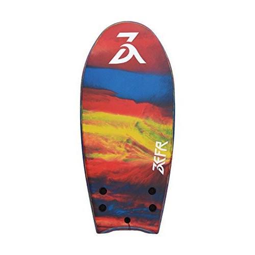大きな取引 ボディボードZEFR Boadyboard 48
