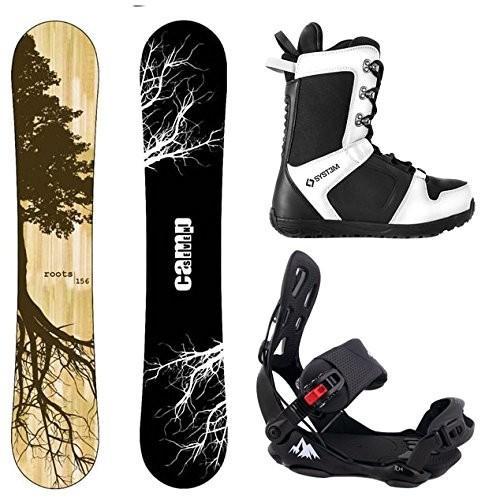 最安値で  スノーボードCamp Seven Package Roots CRC Snowboard-153 cm-System LTX Binding Large-System APX Snowboard Boots 11, 輸入ビールと洋酒のやまいち 54a61bb0