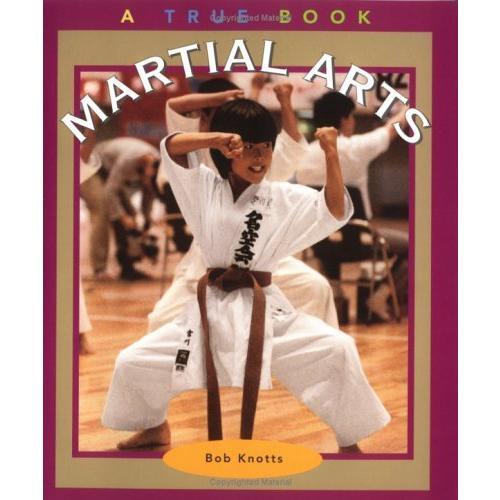 海外製絵本 知育 英語 Martial Arts (True Books-Sports)