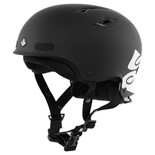 【限定製作】 ウォーターヘルメットSweet Protection Black, Wanderer Wanderer Paddle Protection Helmet, Dirt Black, Small/Medium, サングラスオンライン:f2f1a609 --- airmodconsu.dominiotemporario.com