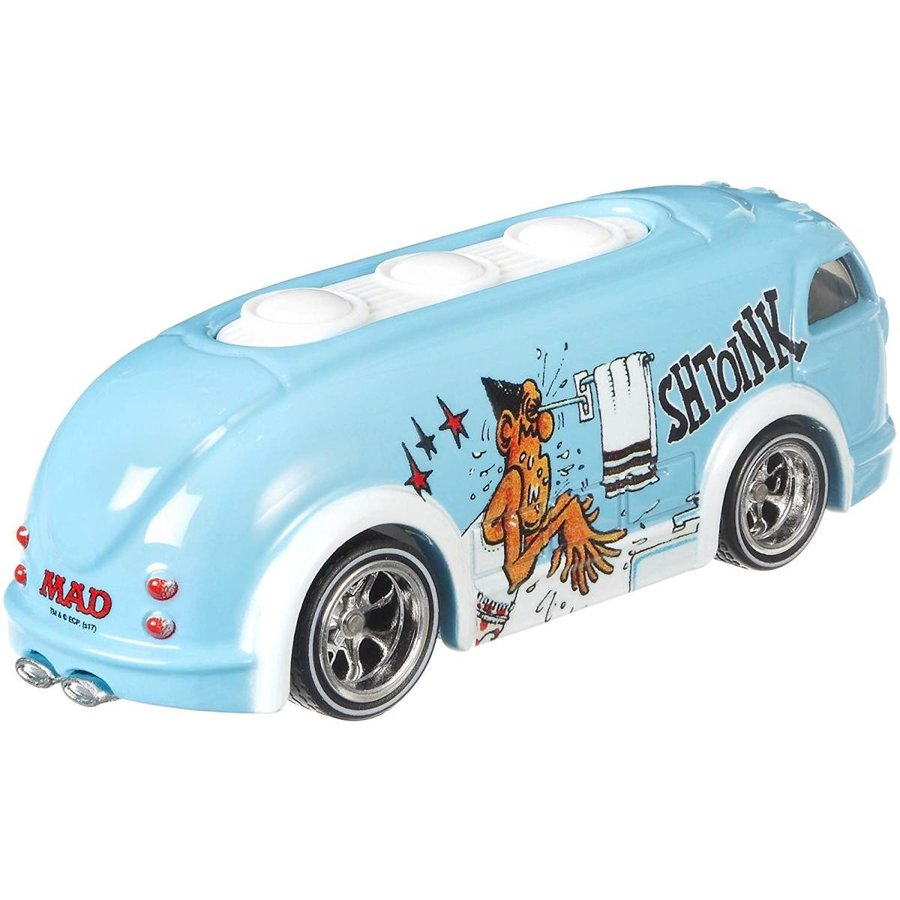 ホットウィール マテル ミニカー DWH36 Hot Wheels Pop Culture Haulin' Gas Vehicle, 1:64|maniacs-shop|02