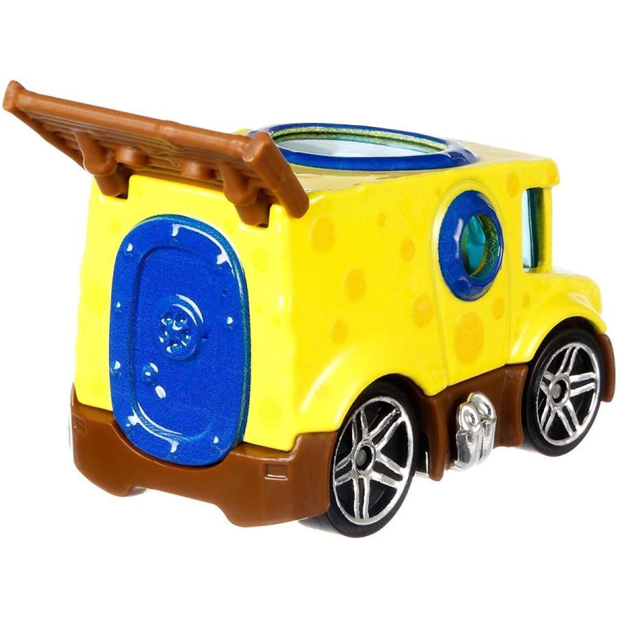 ホットウィール マテル ミニカー FLJ21 Hot Wheels Spongebob Vehicle, 1:64 Scale|maniacs-shop|02