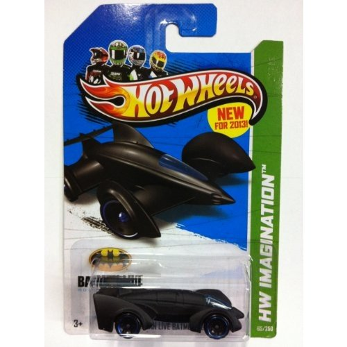 ホットウィール マテル ミニカー 8958010012914 Hot Wheels Batman Live Batmobile 1:64th Scale|maniacs-shop