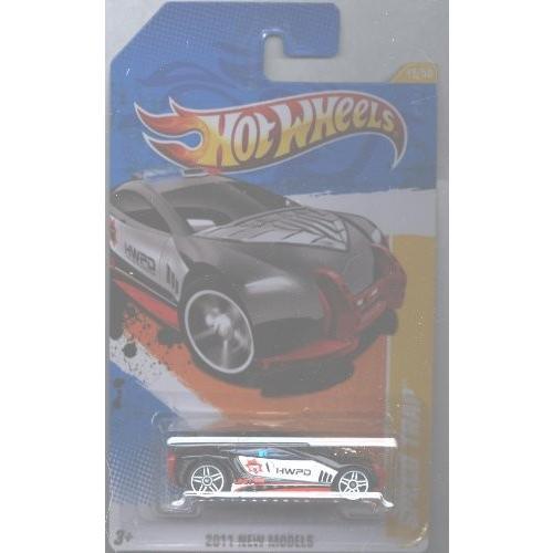 ホットウィール マテル ミニカー 43224-2434 Hot Wheels 2011-015 New Models Speed Trap BLACK 1:64 S|maniacs-shop
