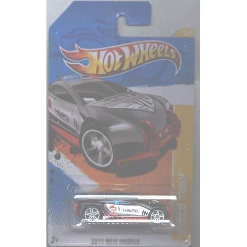 ホットウィール マテル ミニカー 43224-2434 Hot Wheels 2011-015 New Models Speed Trap BLACK 1:64 S|maniacs-shop|03