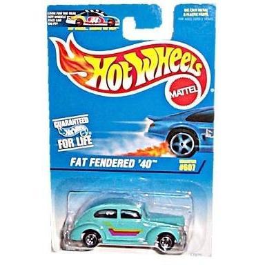 ホットウィール マテル ミニカー 1 Hot Wheels - Fat Fendered '40 - 1:64 Scale Car Replica - Collec|maniacs-shop