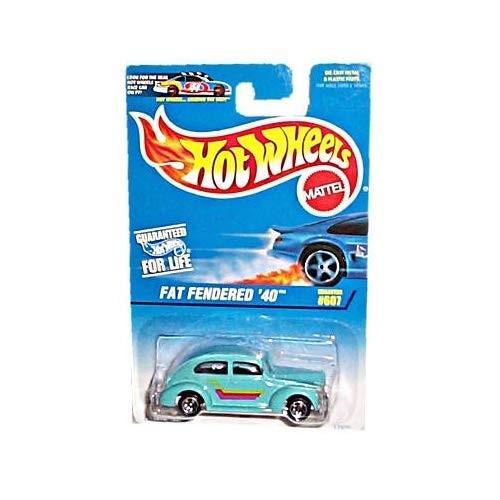 ホットウィール マテル ミニカー 1 Hot Wheels - Fat Fendered '40 - 1:64 Scale Car Replica - Collec|maniacs-shop|03