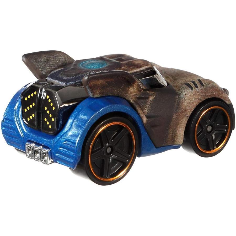 ホットウィール マテル ミニカー DXV08-0910 Hot Wheel 1:64 Marvel Character Car Guardians of the G maniacs-shop 05