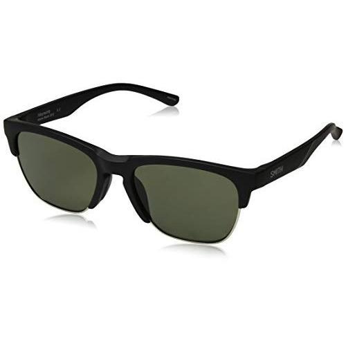 買い保障できる スミスSmith Haywire Sunglasses, Matte Black / ChromaPop Polarized Gray Green, Smith Optics Haywire ChromaPop Polarized Sunglass, クールヴェール 52297e46