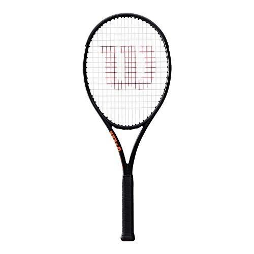 【NEW限定品】 テニスWilson Grip) Burn 100S (4 Countervail Black Tennis Countervail Racquet (4 3/8