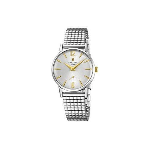 新しい季節 当店1年保証 フェスティナFestina F20256/2 F20256/2 Wristwatch for women Classic & Simple, エビスヤスポーツ f7af5e48