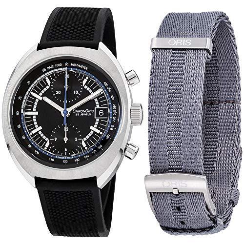 【超特価】 当店1年保証 当店1年保証 オリスOris Limited Chronoris Williams 40th Edition Anniversary Limited Edition Automatic Men's Watch 01 673 7739 4084-Set RS, オオサカシ:f0836899 --- airmodconsu.dominiotemporario.com