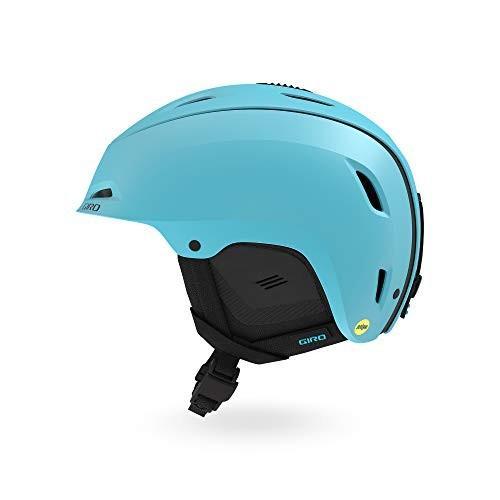直送商品 スノーボードGiro Range MIPS Snow Helmet - Metallic Iceberg - Size S (52-55.5cm), スカイコネクト b67a119b