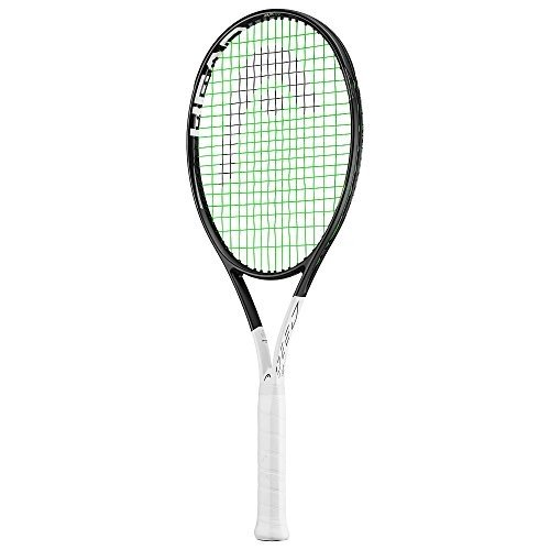 衝撃特価 テニスHEAD Graphene 360 Speed MP Grip) Strings Lite Midplus Color 16x19 Tennis Racquet (4 1/2