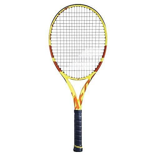 【クーポン対象外】 テニスBabolat Pure Garros (4 Aero Roland Garros Tennis Racquet (4 Racquet 1/4