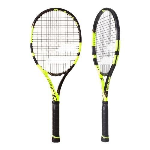2019人気No.1の テニスBabolat Tennis Pure Tour Aero VS Tour (Black/Yellow) Tennis テニスBabolat Racquet (4-5/8), 中新川郡:cb70ddc9 --- airmodconsu.dominiotemporario.com