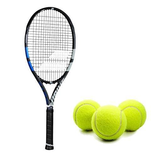史上最も激安 テニスBabolat Drive (Perfect Balls 115 Tennis Racquet (4 1/8