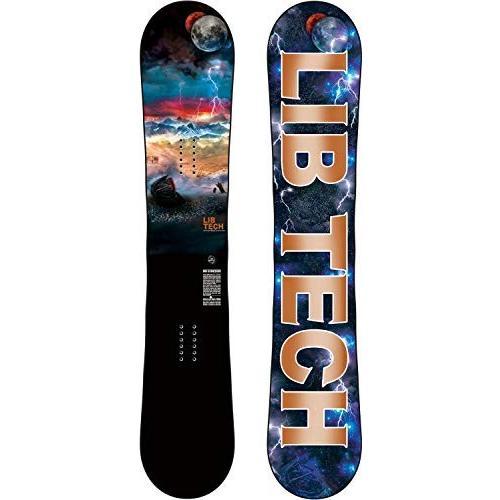 2019超人気 スノーボードLib Tech Sz Burtner Box Box Scratcher Mens Wide Snowboard Mens Sz 153cm (W), 東京家具:cf28c369 --- airmodconsu.dominiotemporario.com