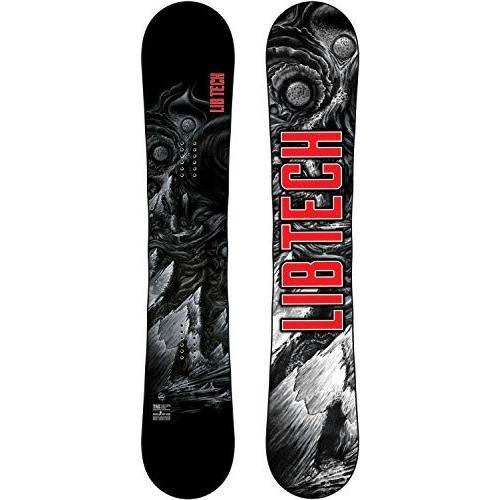 優れた品質 スノーボードLib Tech TRS HP Wide Snowboard Mens Sz 165cm (W), オオダイチョウ 553a9a37