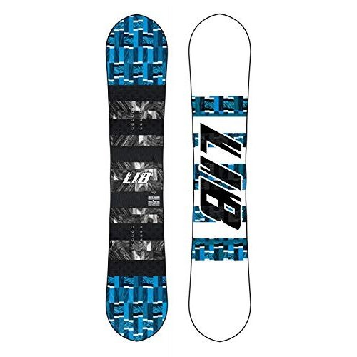 配送員設置 スノーボードLib Tech Skate Sz Banana Wide Wood Snowboard Tech Mens Sz 156cm (W) Wood, カミユウベツチョウ:631f134e --- airmodconsu.dominiotemporario.com