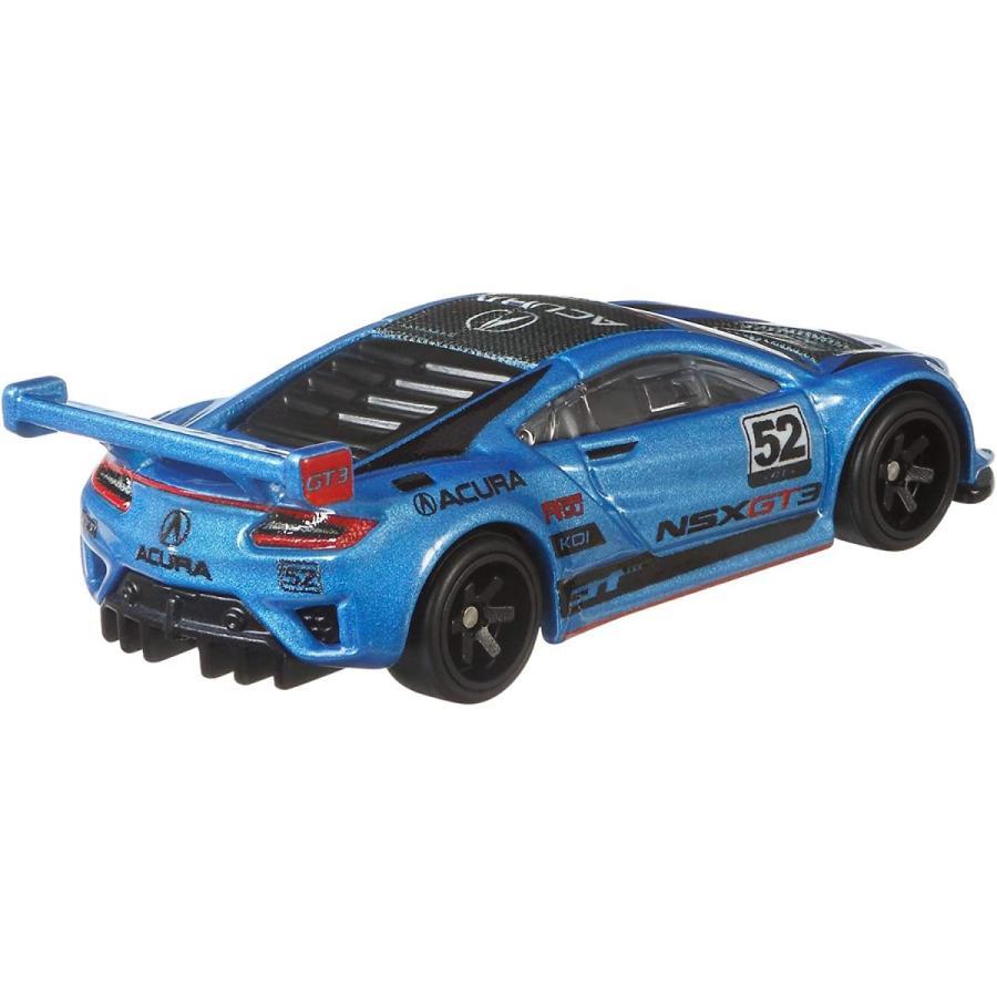 ホットウィール マテル ミニカー FYN63 HOT WHEELS ACURA NSX GT3 Vehicle maniacs-shop 02