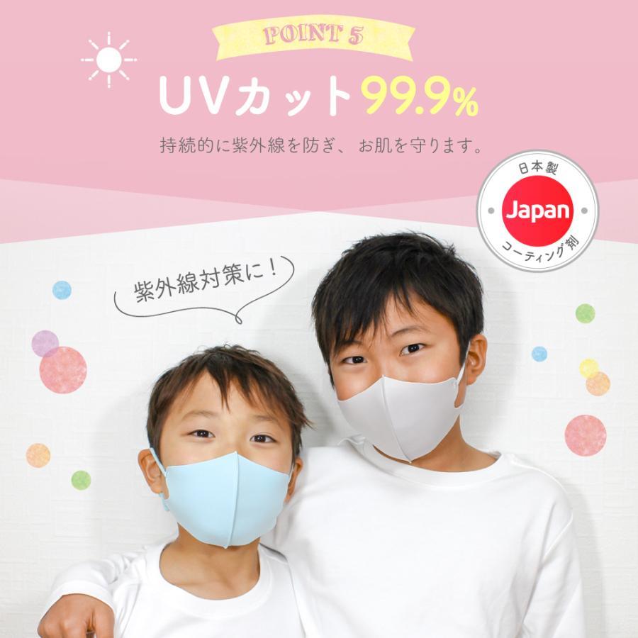 【2点目半額クーポン】子供用マスク 安心 2重マスク 2歳から成人まで使える小さめマスク 洗える ウレタンマスク 不織布 フィルター|manjiro|13