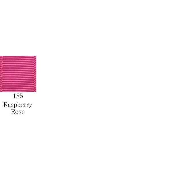 [K] 25mm 《6m》 グログランリボン ピンク・赤系B 【YR】|manmakasan|03