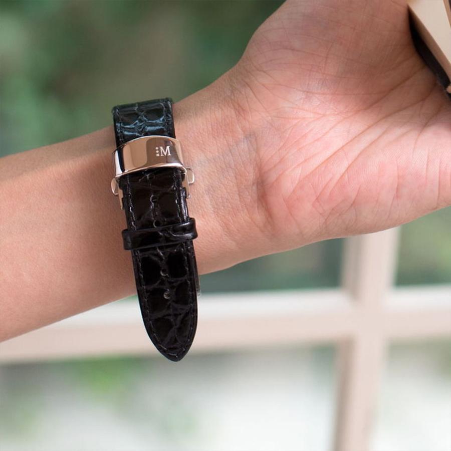 腕時計ベルト バンド  イタリア モレラート ワンタッチプッシュ式 Dバックル DEPLOJANTE/PB2 (ディプロヤンテピービーツー)  PB2 90800715 16mm 18mm 20mm|mano-a-mano|06