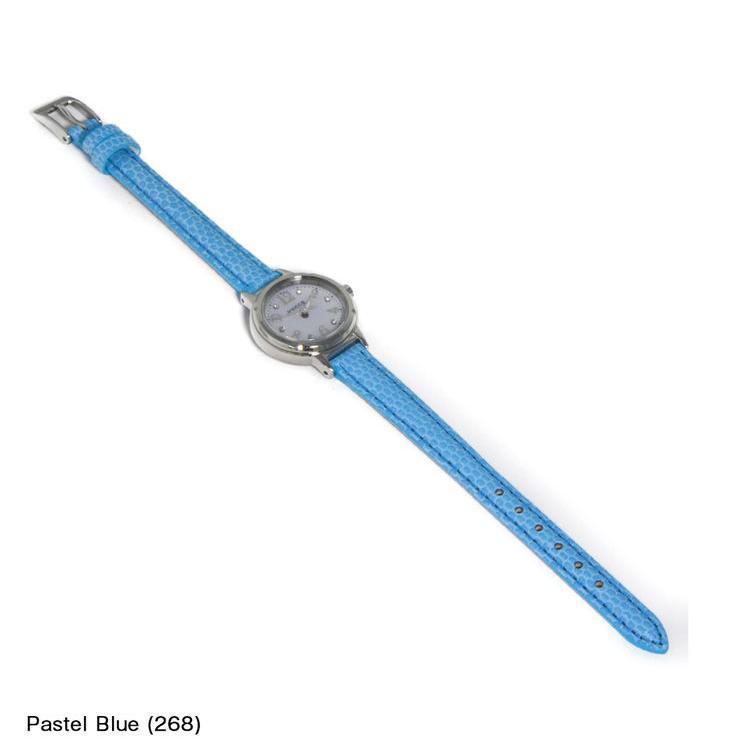 シチズン ウィッカ用 CITIZEN WICCA にぴったりの時計ベルト 牛革 DONNA Lizard Calf D0000273|mano-a-mano|04
