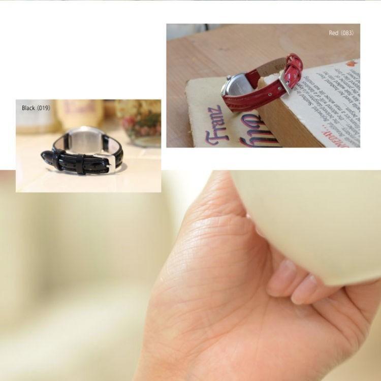 腕時計ベルト バンド レディース 交換 牛革 14mm 13mm CASSIS DONNA Enamel Calf D0000308|mano-a-mano|05