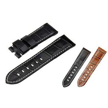 腕時計ベルト バンド 交換 牛革 メンズ パネライ用 24mm MORELLATO TIPO PNR44 U0003480 mano-a-mano