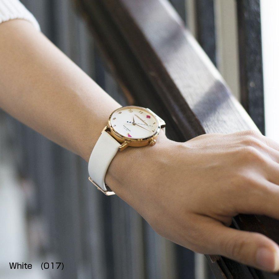 ケイトスペード用 kate spade にぴったりの時計ベルト 交換 牛革 LOIRE X1026H19|mano-a-mano|05