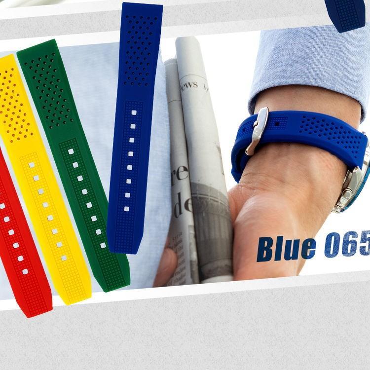 腕時計ベルト バンド 交換 シリコン メンズ 完全防水 22mm 20mm MORELLATO SILE X4983187|mano-a-mano|08
