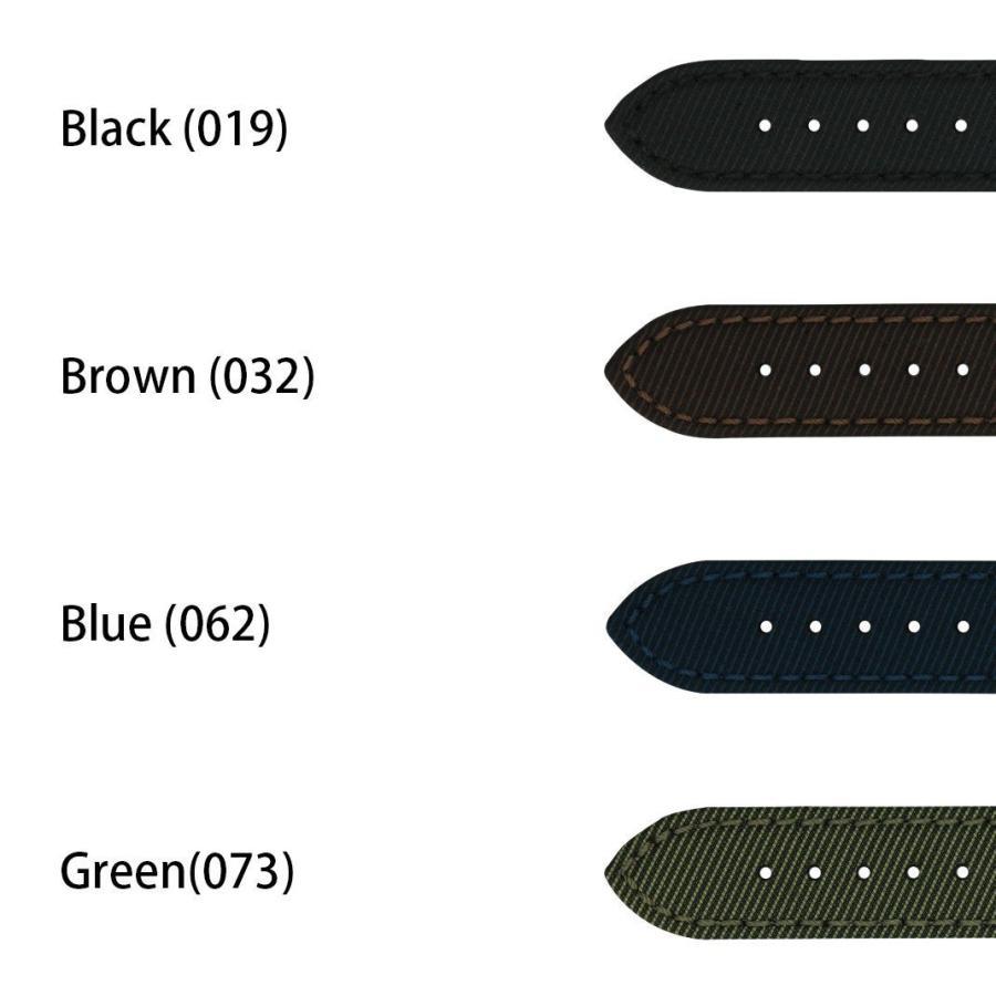腕時計ベルト バンド 交換 リサイクルファブリック MORELLATO CORFU X5390D12 交換用工具付|mano-a-mano|02