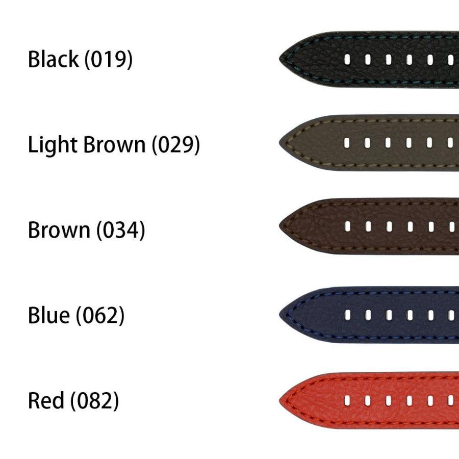 腕時計ベルト バンド 交換 カーフ 24mm 22mm 20mm 18mm MORELLATO PARAGLIDING X5394D14|mano-a-mano|02