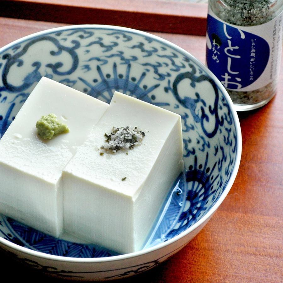 糸島の乾物 海藻 藻塩 いとしお -わかめ-【山下商店】|manpuku-kyusyu|02