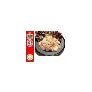 ポイント消化 牛肉 丸腸 焼肉 500g タレ無 商番417|manpuku
