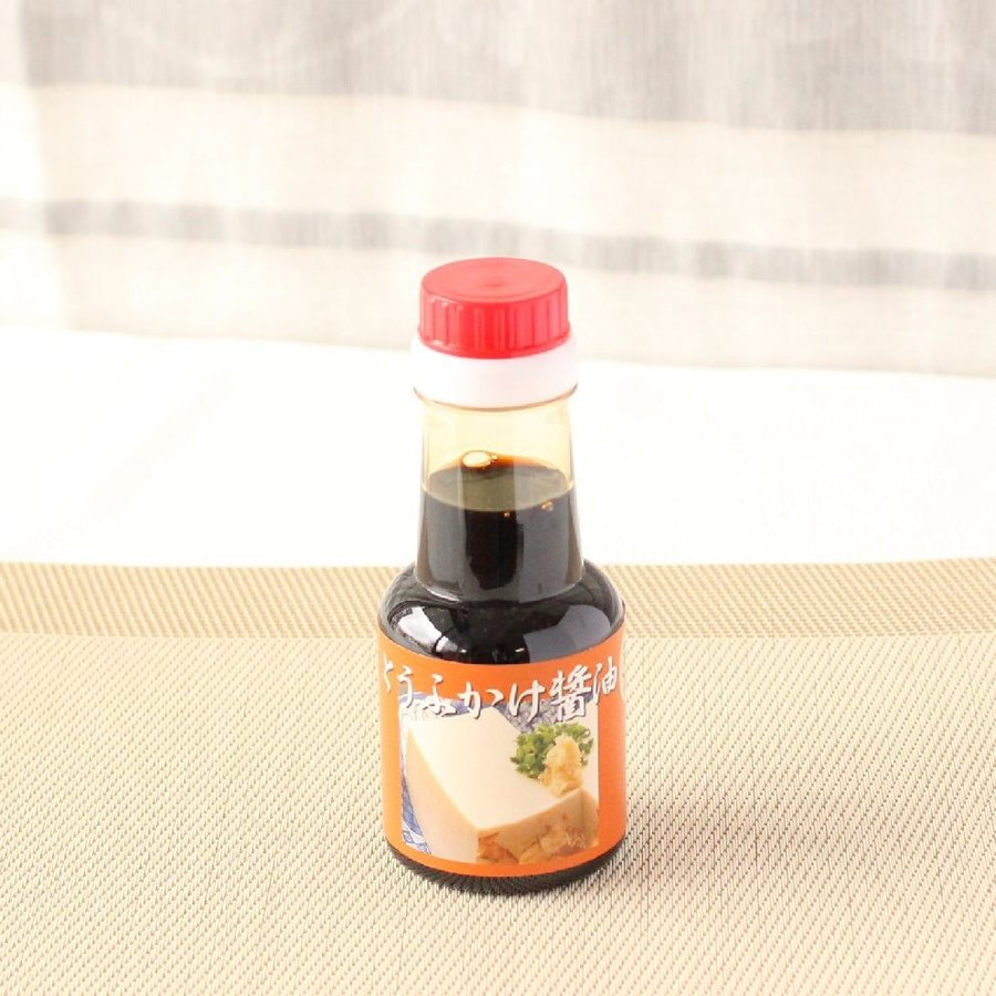 しょうゆ とうふかけ醤油 150ml|manryo-store