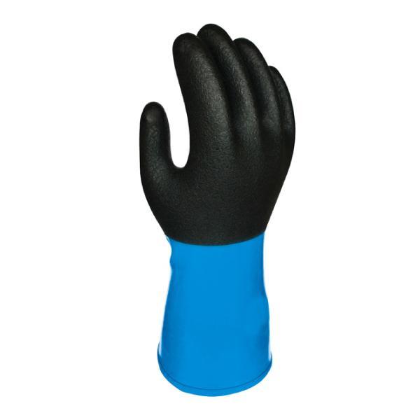 まとめ買い!10セット ハイブリッドパイルミット L 5双 ハイブリット手袋 耐油手袋 とろけるほどのしなやかさ