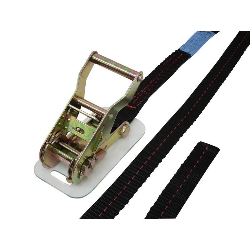 ラッシングベルト黒 エンドレス1.5ton 幅25mm 長さ4m ベルト荷締め機 タイダウンベルト 荷締めベルト|manten-tool|02