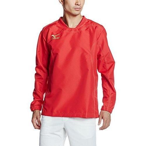 MIZUNO タフブレーカーシャツ R2ME6002 カラー:62 サイズ:XL