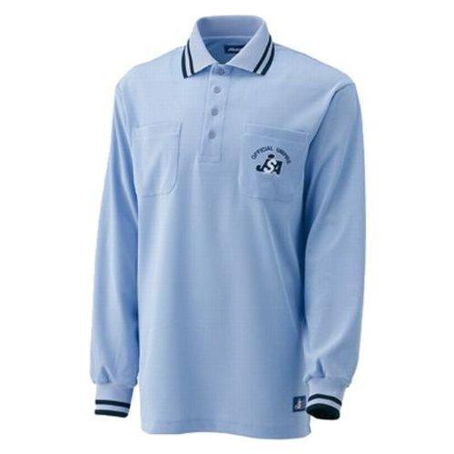 MIZUNO(ミズノ) JSAナガソデシンパンシャツ 52SU150 カラー:19 サイズ:O
