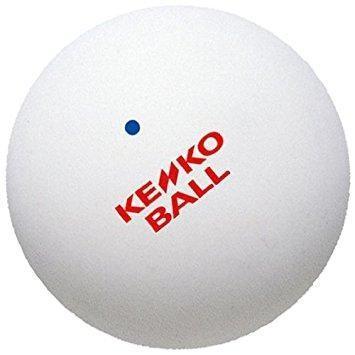 ナガセケンコー ソフト2ケイリテニスボールホワイトHパック (TSOWHP2V)