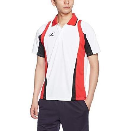 MIZUNO(ミズノ) ゲームシャツ 62JA7114 カラー:01 サイズ:XS