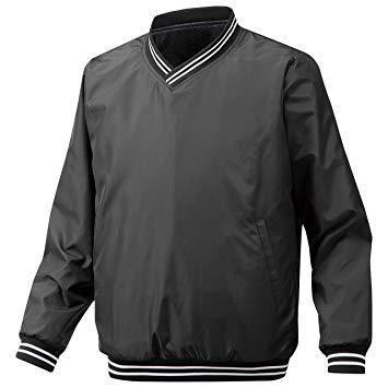 ミズノ Vネックジャケットウラブレスサーモ 12JE6V02 カラー:09 サイズ:O